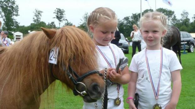 Inschrijving ponykeuring 2017 geopend